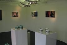 """Westwards"" / Exhibition in March 2012 at Selwyn Gallery, Darfield. New Zealand"