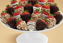 dipped strawberry