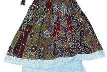 Handmade Aboriginal design Baby Girl / Handmade Aboriginal design Baby Girl