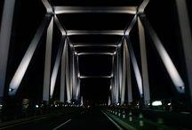 橋梁ライトアップ