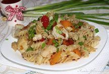 Паста. Блюда из макарон.изделий