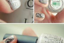 Nail Stamping / by MakeupNailsValerie