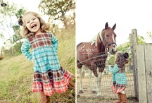 Portraits / Family and modeling images taken on the farm