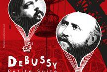 Concert Debussy et Gounod