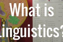 Linguistics / Descriptive linguistics, applied linguistics, corpus linguistics, computational linguistics