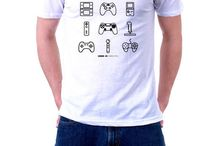 Camisetas de Games e PC