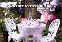Party Ideas For All Occasions