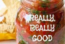 Appetizer Queso & Salsa