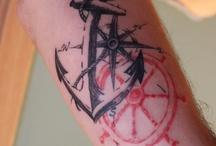 Tattoos / Hmmm, co by tu wybrać?