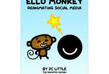 ELLO MONKEY / by JC Little