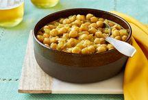 spicy garbonzo beans