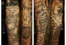 Tatueringar och inspiration / Tatueringar / by Kim Andersson