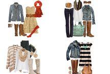Senior Portrait wardrobe inspiration