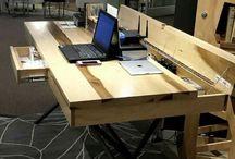 Schreibtische/Writing-Desk