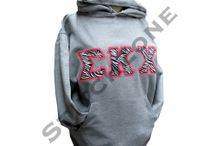 Sigma Kappa Chi Sorority  / Hoodies, Zip-ups, Stoles, and much more....