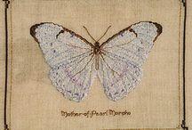 X-Stitch : Butterflies
