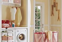 Laundry Rooms / by Terri Banks