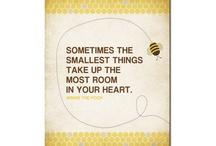 Bee Good! / Bees, DIY & Decor