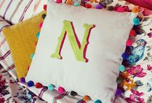 No sew cushions