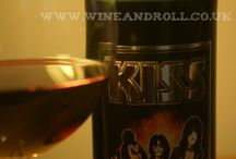 The Real Tasting Notes - KISS Zin Fire / God Gave Rock N' Roll to you and KISS gave you this wine! http://www.wineandroll.co.uk/tastingnotes_kiss_zinfire.html