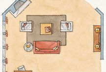 Rooms layout