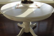 Shabby chic / Table