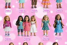 Girl of the Year dolls