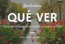 Guía de viajes de Amsterdam