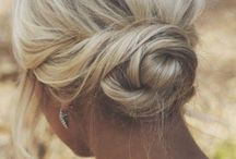 Wedding Hair/Makeup / by Kaitlin Forrest