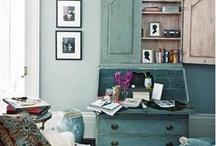 Office Furniture / by Amanda Weiland