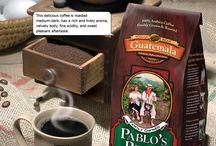 Pablo's Pride Specialty Coffees