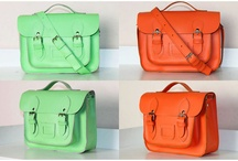 bags bags bags / by Alicia