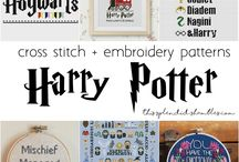 Potter embroidery