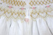 smocking/embroidery