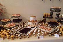 Event dessert ideas / Desserts set ups