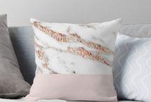 Blush Pink & Marble