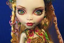 Кукольное вдохновение / by Yulia Shabunio