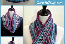 scarf cowl sjaals omslagdoeken