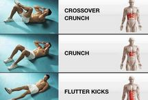 Health / Different muscular excersises:)