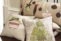 Crafts - Fabrics Christmas Sewing