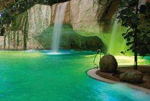 koupání - bazény,lázně,koupaliště / dovolená