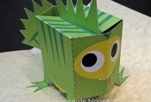 Papercrafts / by Mary Beth Martini-Lyons
