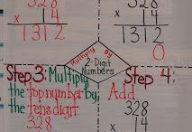 4th grade math / by Kayla Kampe