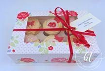 Heavenly Tiers Cupcakes / Delicious handmade cupcakes