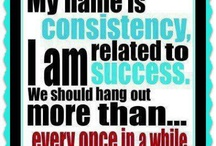Words of the Year - Perseverance and Consistency