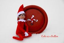 Timmie - Our Elf on the Shelf