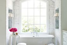 home spaces [bathroom] / bathroom inspiration / by Christie Ray Harrison