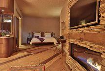 ARIANA SUSTAINABLE LUXURY LODGE / Ariana Lodge Hotel parke seçimlerini Lantana Parke 'den yaptı. Kapadokya / Uçhisar