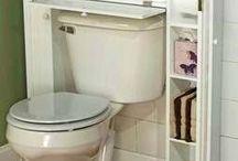 Úložné riešenia do kúpeľne