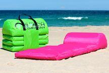 The Beach Bean Bag